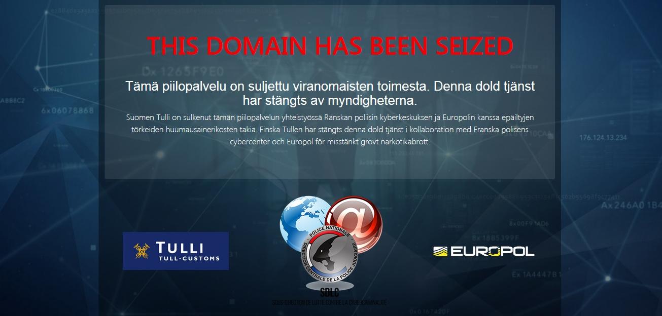 Známe darknet obchody po zásahu Europolu končia