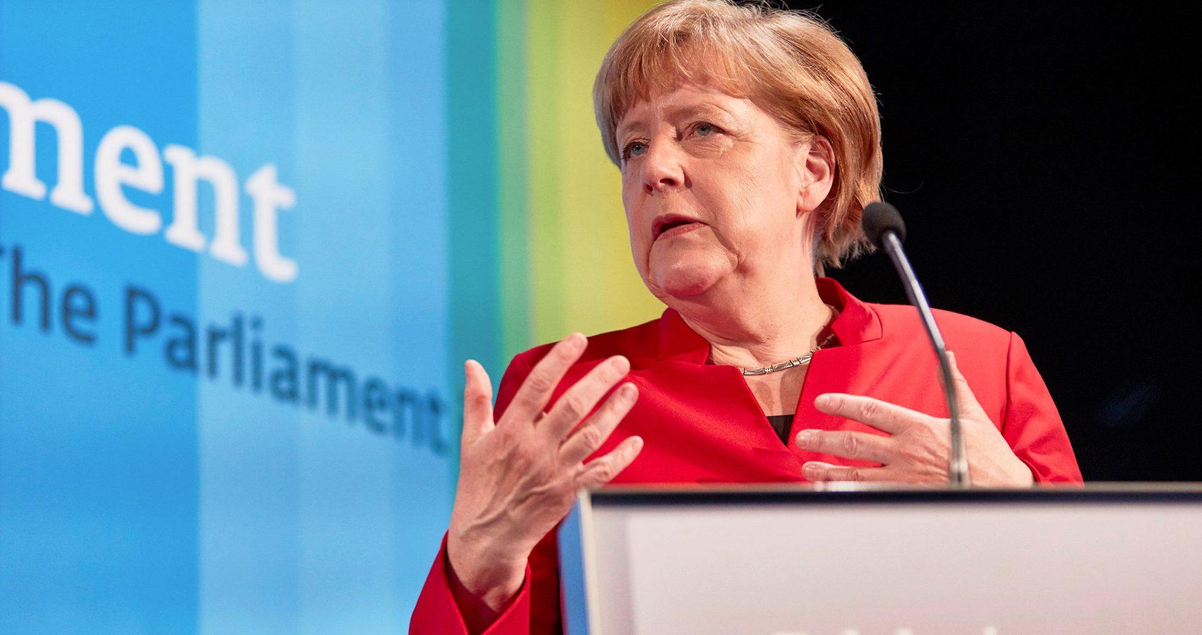 Merkelová o5G: Rozdielne politiky vočiČíne budú mať pre Európu katastrofálne následky