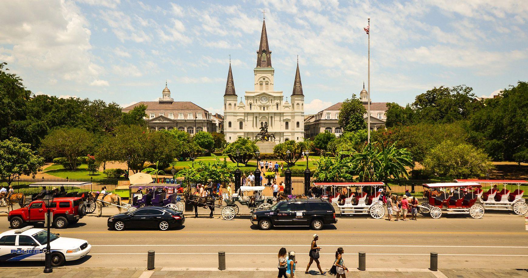 Mesto New Orleans vyhlásilo núdzový stav, počítače napadol ransomvér Ryuk