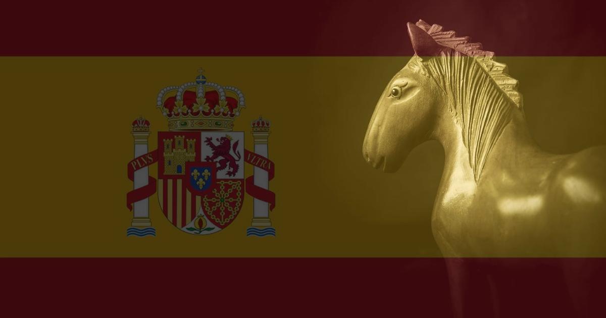 Trójsky kôň Grandoreiro vystupoval ako španielska finančná správa