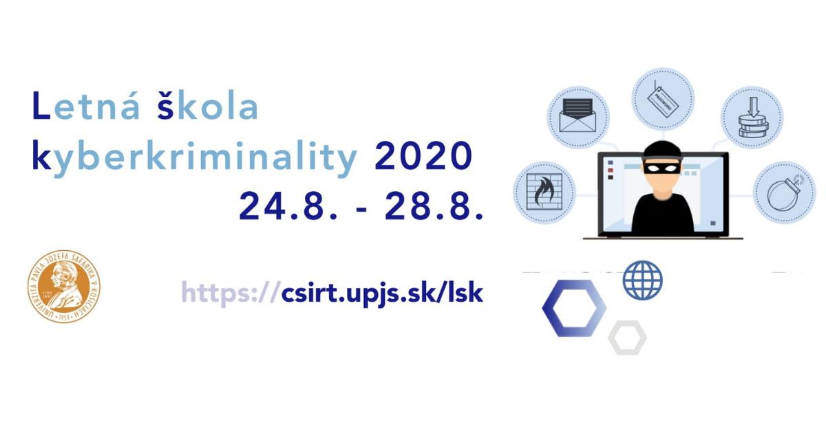 Na východe Slovenska sa uskutočnil už tretí ročník Letnej školy kyberkriminality
