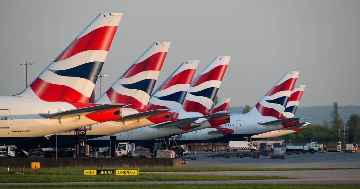 British Airways za ukladanie citlivých údajov v nezašifrovanom texte zaplatia 20 miliónov