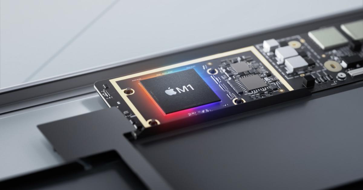 Prvá hrozba pre nové čipy M1 od Applu odhalená